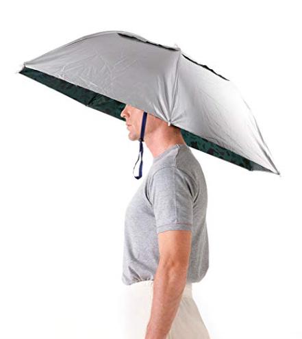Umbrella Hat Umbrella Folding Umbrella Ladies Umbrella