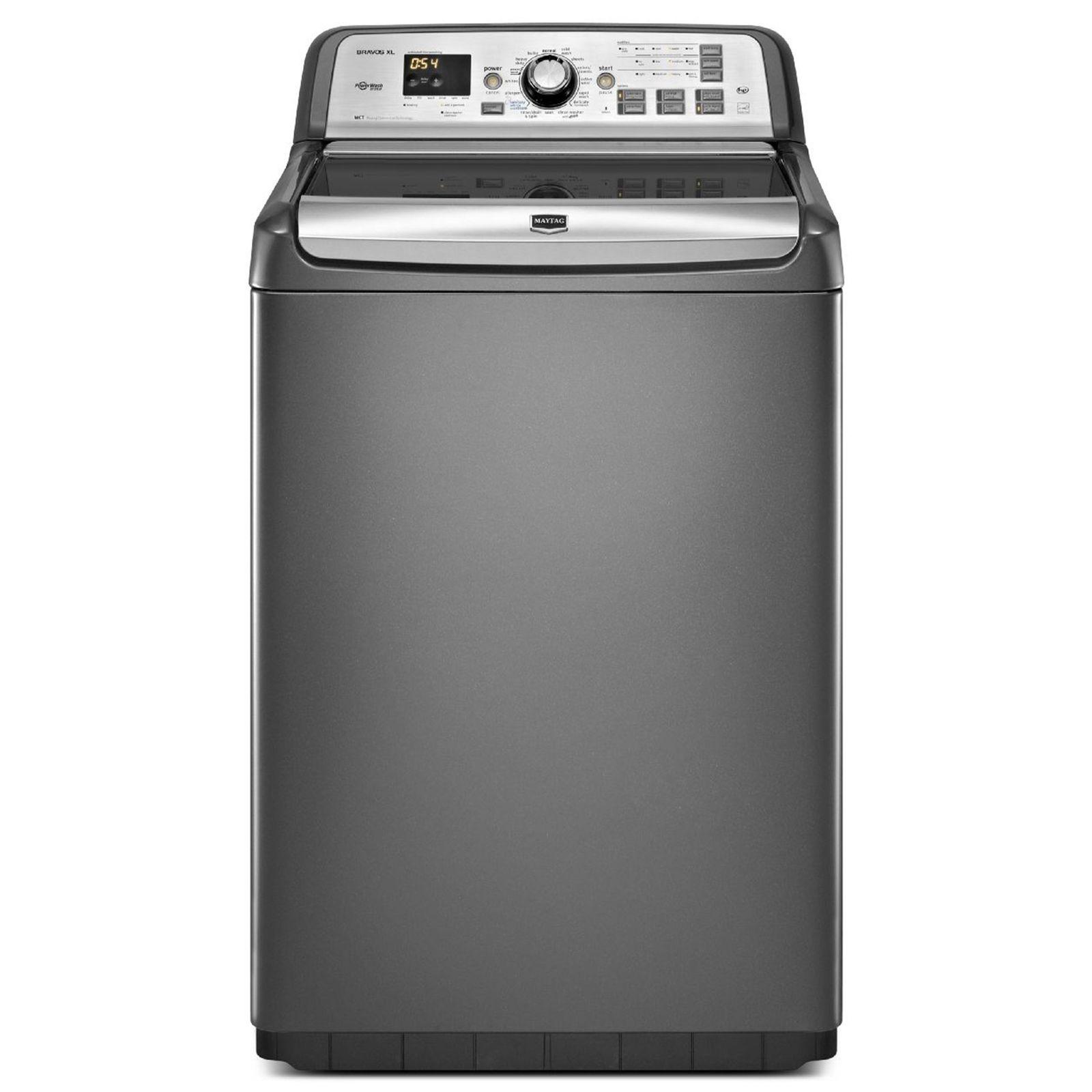 Maytag 4 8 Cu Ft Bravos Xl He Washer Mvwb980bg Appliances