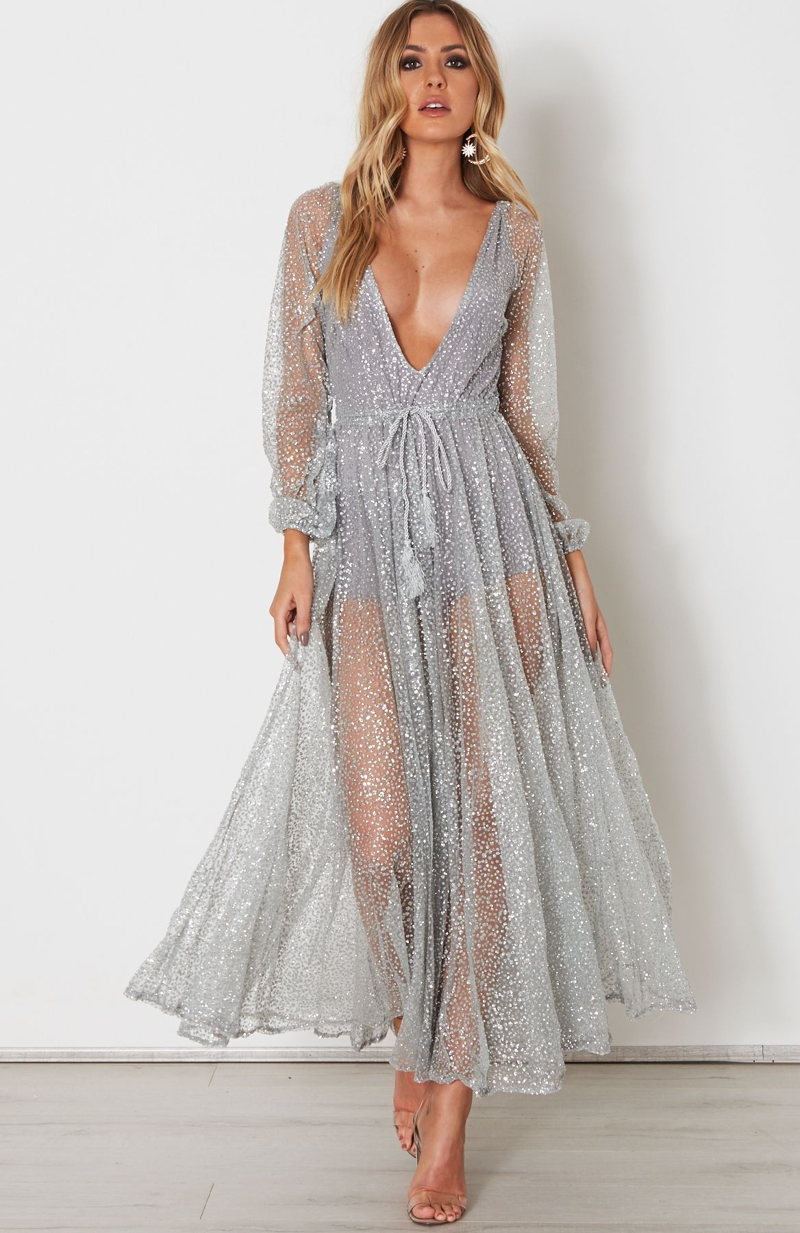 Glitter Festklänningar | brudmode