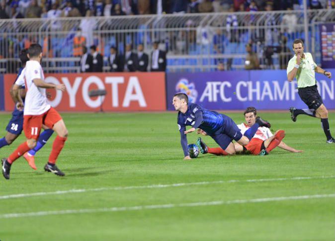 رابط مباراة الهلال والريان القطري مباشر مشاهدة دوري ابطال آسيا 1438 2017 Soccer Field Sports Soccer