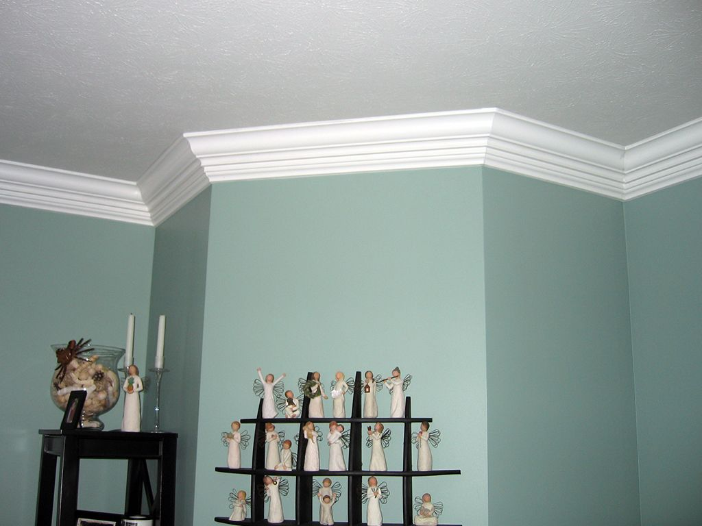 Arched Crown Moulding Unique Diy Ceiling Makeover Ideas Moldings Ceilings And Ceiling