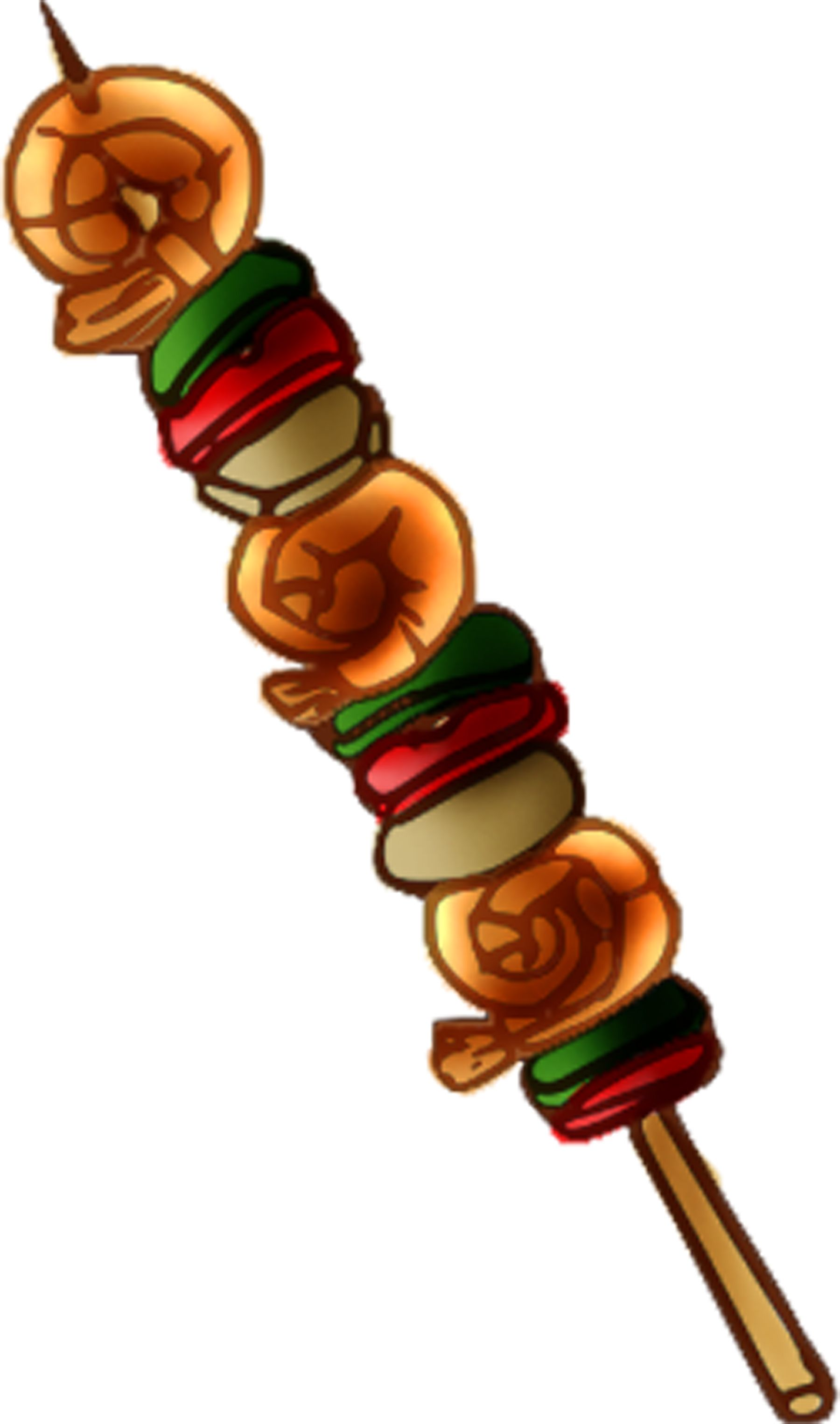 free clip art many to choose from more added regularly clip art rh pinterest com Kabob Border Pepper Clip Art