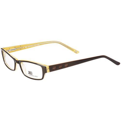 jlo frames with case brown yellow vision center services walmartcom - Walmart Vision Center Eyeglass Frames