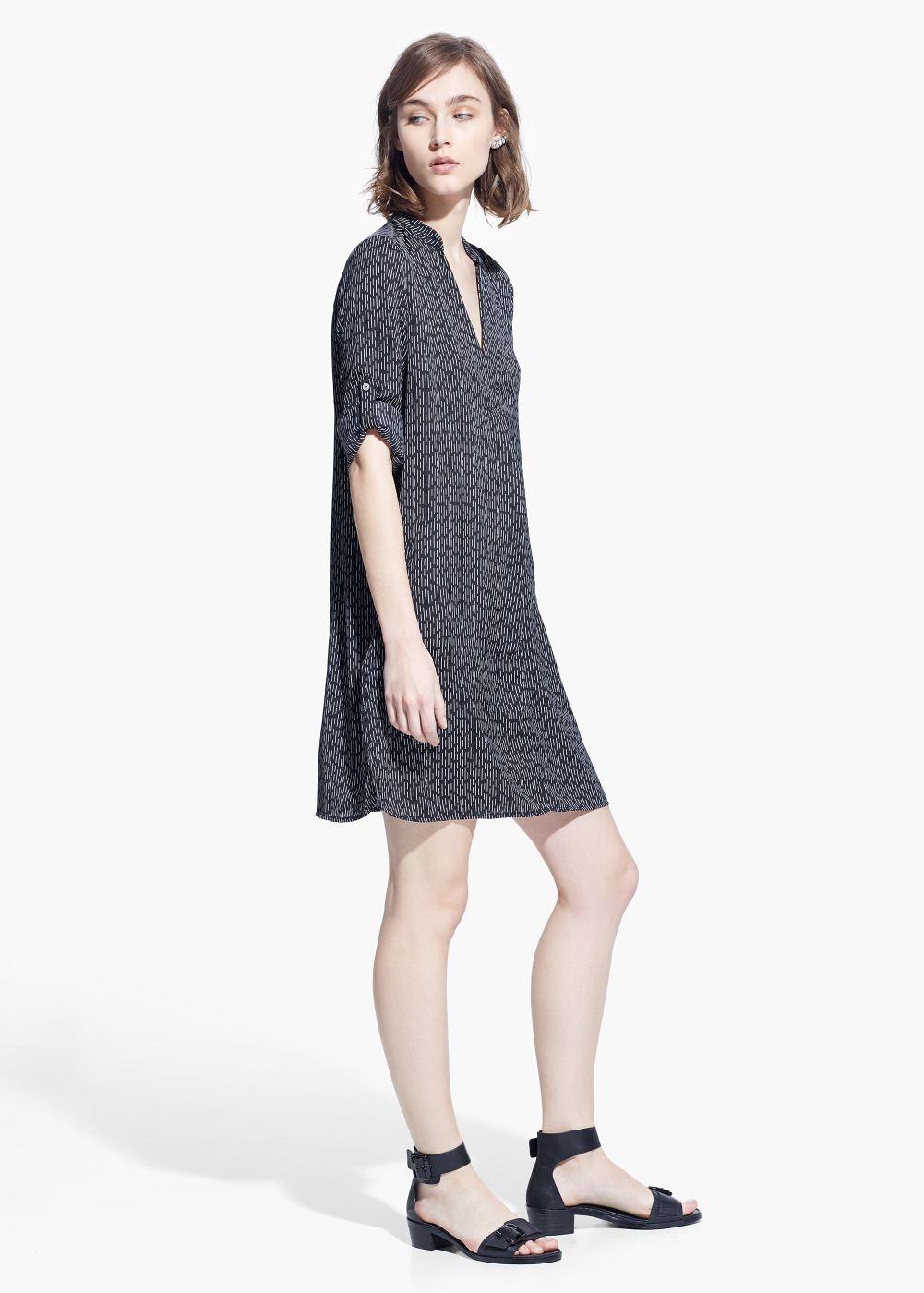 Flowy Shirt Dress Woman Mekot Pinterest Shirt Dress Dresses
