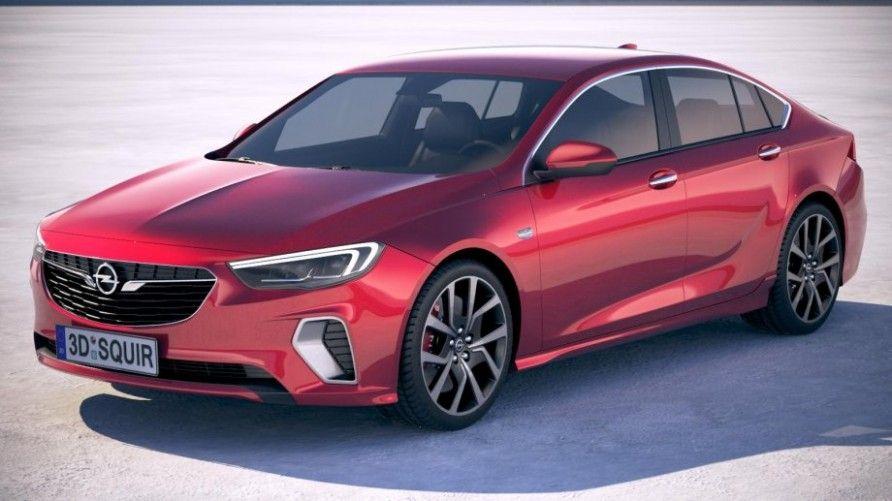 2020 Opel Insignia Gsi Opel Buick Regal Gs Vauxhall Insignia
