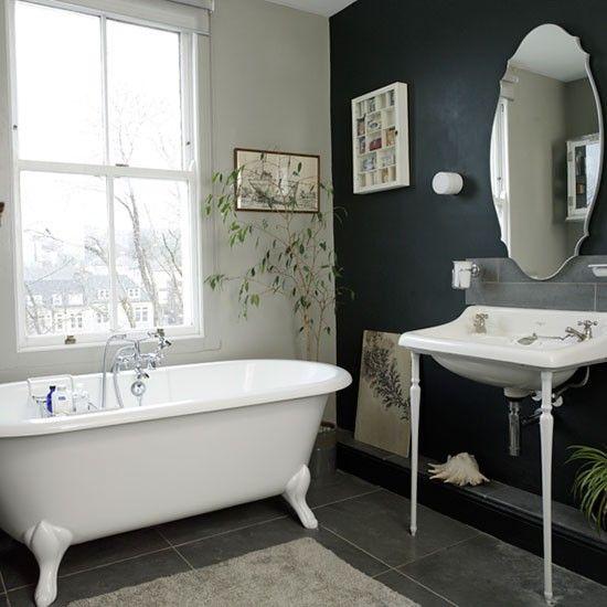 Modern Victorian Bathroom Design step inside this victorian terraced home in bristol | victorian