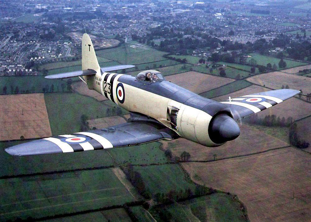 Hawker Sea Fury FB11, RAAF