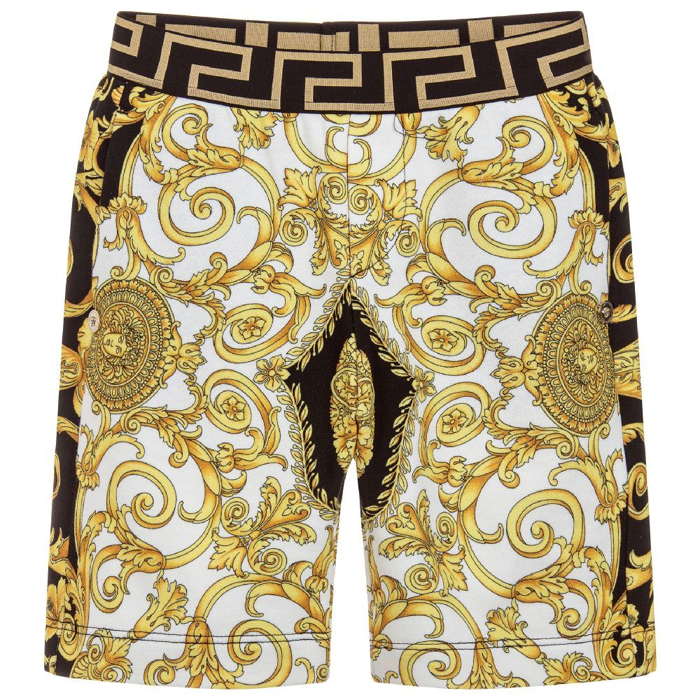 98cf8078d875 Bermuda shorts for boys by Young Versace