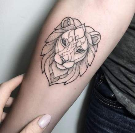 58 Super Ideas For Tattoo Thigh Animal Roses