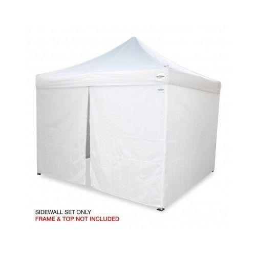 Caravan Canopy CarPort Sidewall Kit Waterproof Commercial Tent Shelter Shade New #Caravan  sc 1 st  Pinterest & Caravan Canopy CarPort Sidewall Kit Waterproof Commercial Tent ...