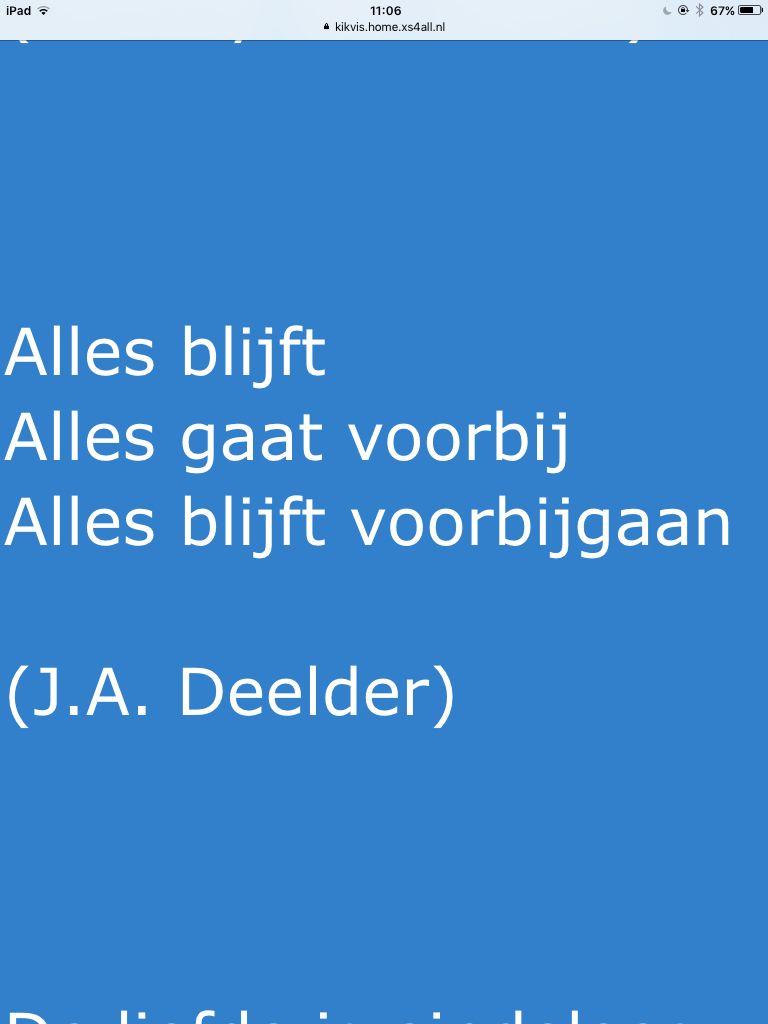 Jules Deelder Gedichten Mooie Woorden En Woorden