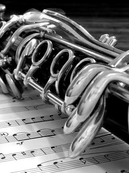 mucic - clarinet - saxophone | Clarinet, Music love, Band geek