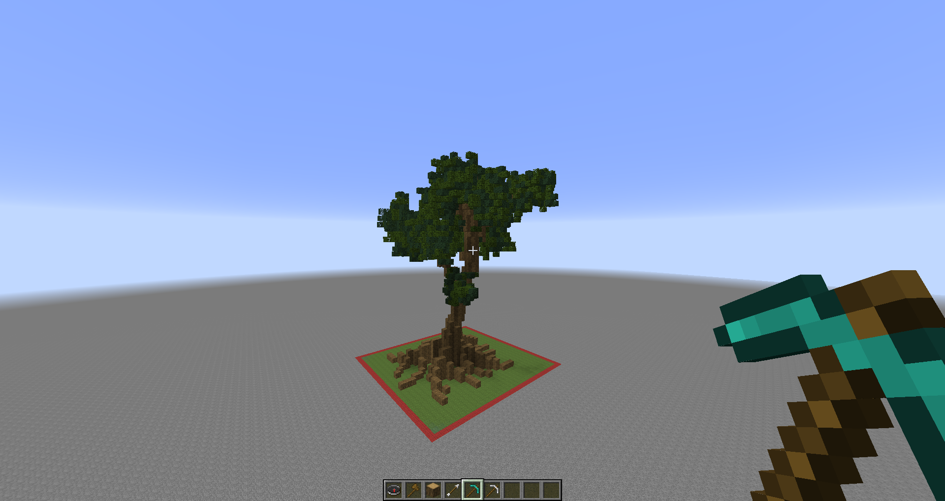 Pin By Katherine Hale On Minecraft Builds Cypress Trees Sequoia Tree Minecraft