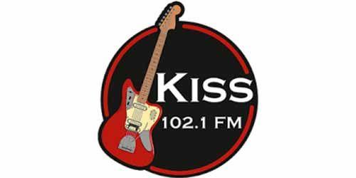 Kiss Fm 102 1 Sao Paulo Brazil Kiss Fm Radio Vector Logo