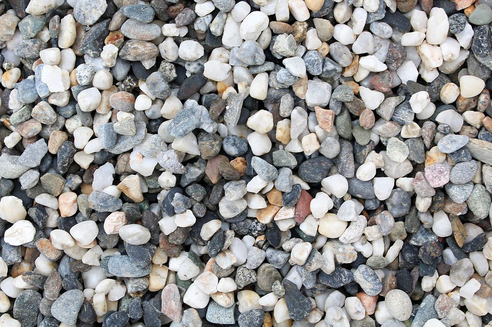 Krc Salt Pepper 3 8 Gravel Water Wise Landscaping Landscaping With Rocks Landscape Materials