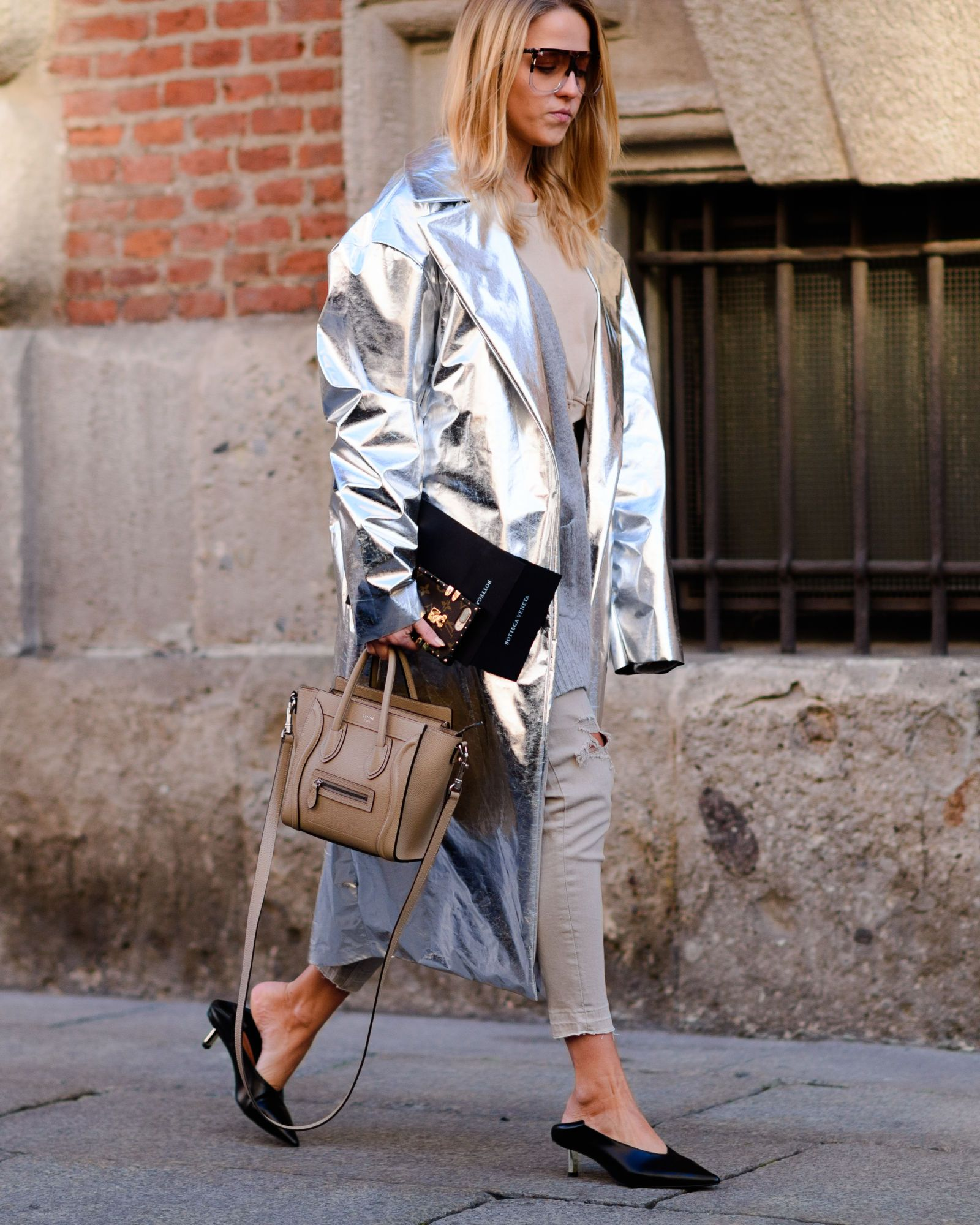 7810c7130e0 The Best Street Style From Milan Fashion Week