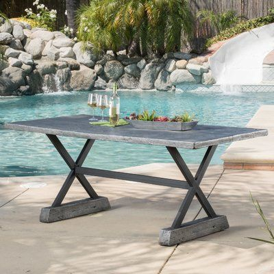 Mercury Row Cadiz Picnic Table Finish Grey Cadiz Picnic Tables - Picnic table finish