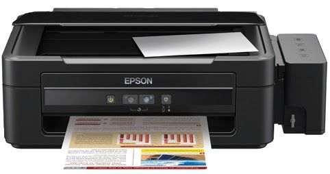Epson L355 Printer Driver Download for Windows XP, Windows
