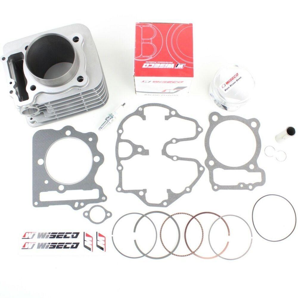 Fits Honda TRX400X Cylinder Piston Gasket Top End Kit 2009 20012 2013 2014