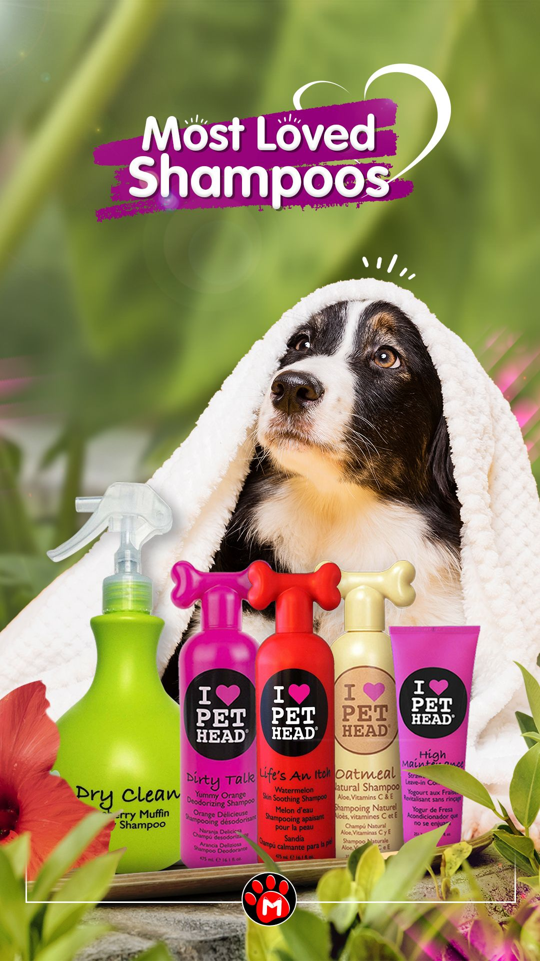Pet Head Most Loved Luxurious Shampoos In 2021 Dog Conditioner Dog Shampoo Dog Skin Care
