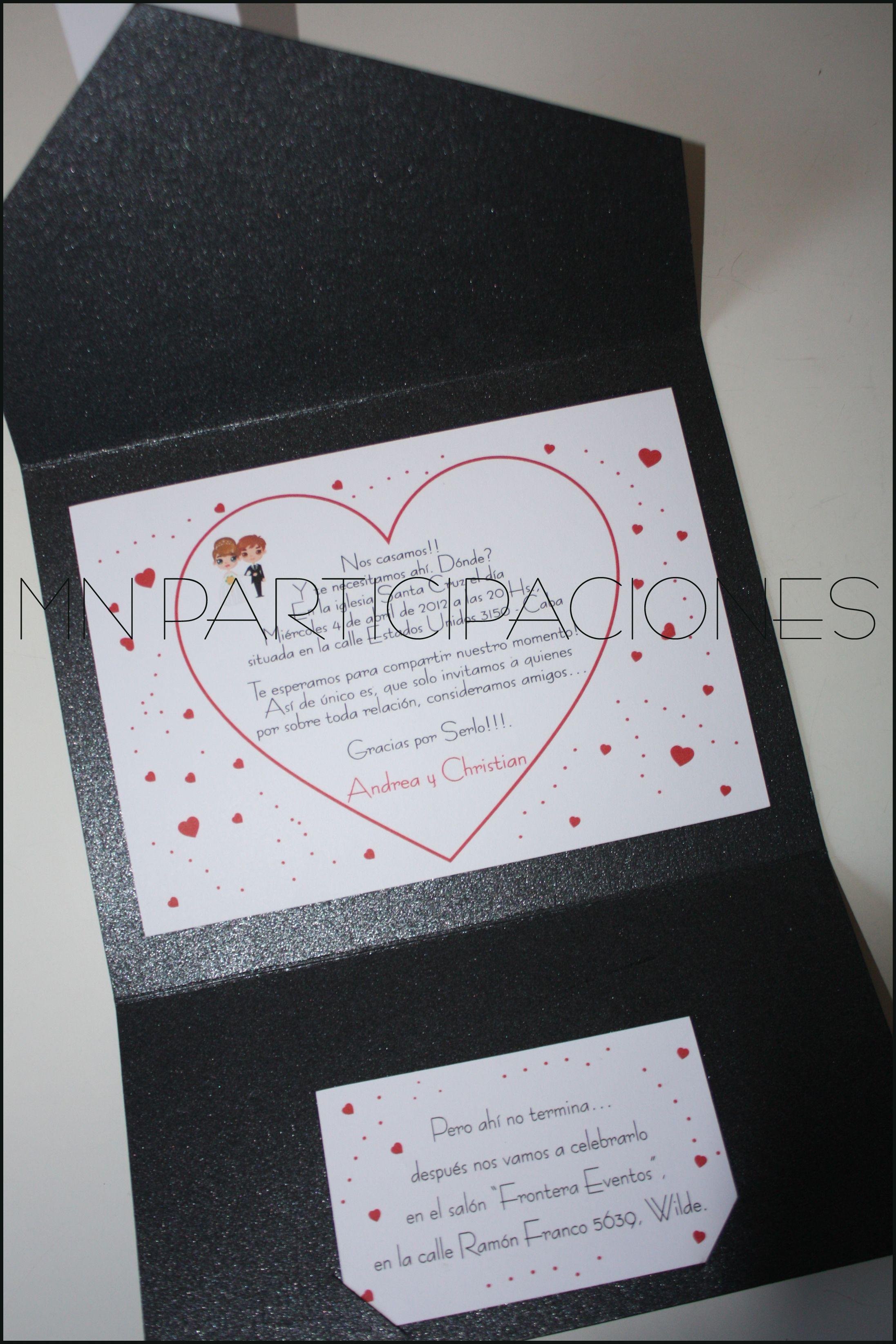 Invitaciones Casamiento | Invitaciones casamiento, Invitaciones, Casamiento