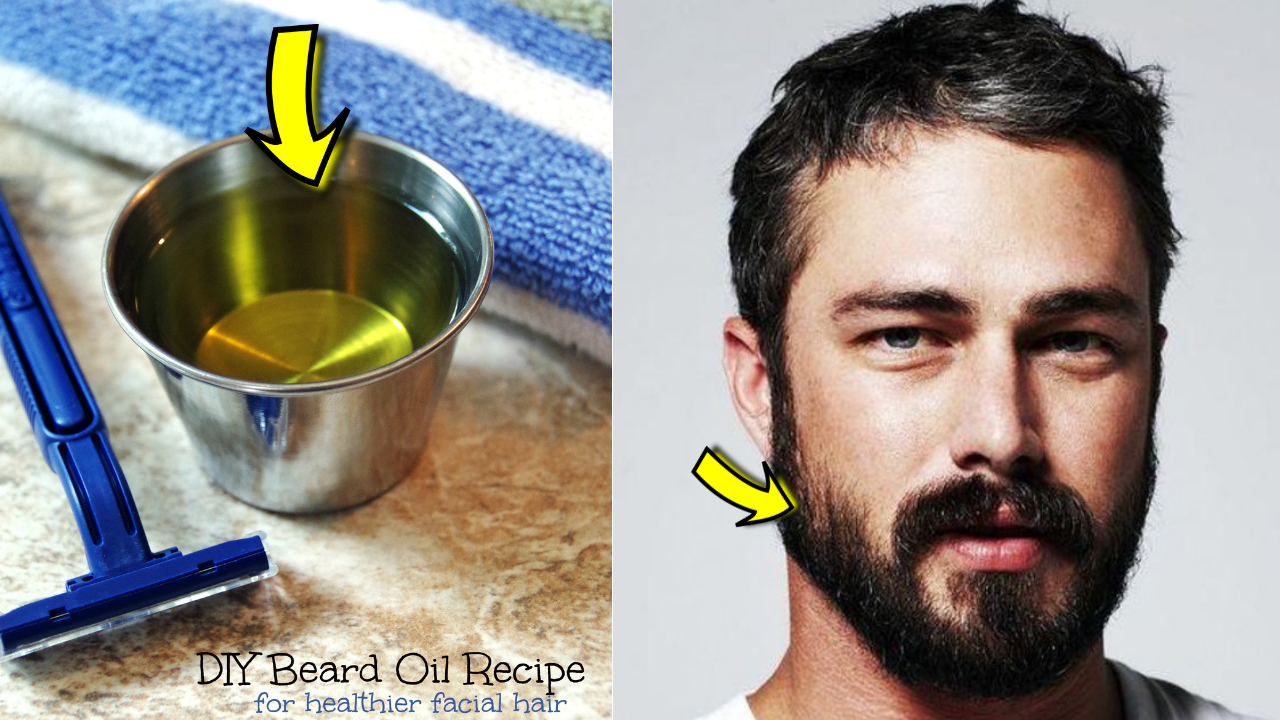 How To Grow A Beard Faster At 18 Naturally Home Remedies To Make