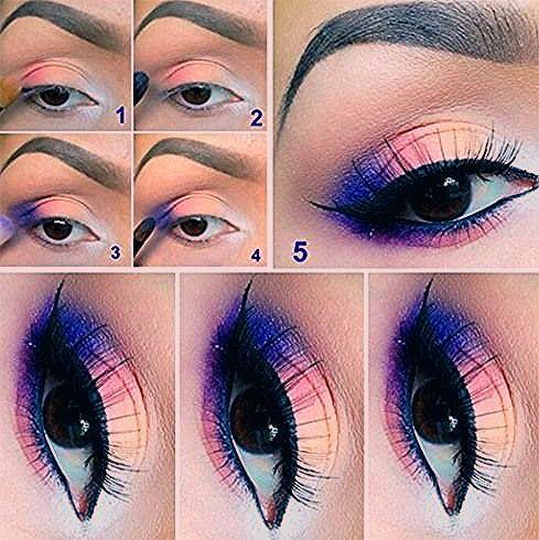 Photo of Nachtzeit Smokey Eye Makeup für jede Gelegenheit – Mode, Schmuck, Make-up, Schuhe, Tattoo Modelle