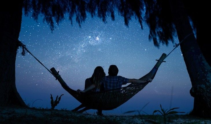 Image result for couple under the stars