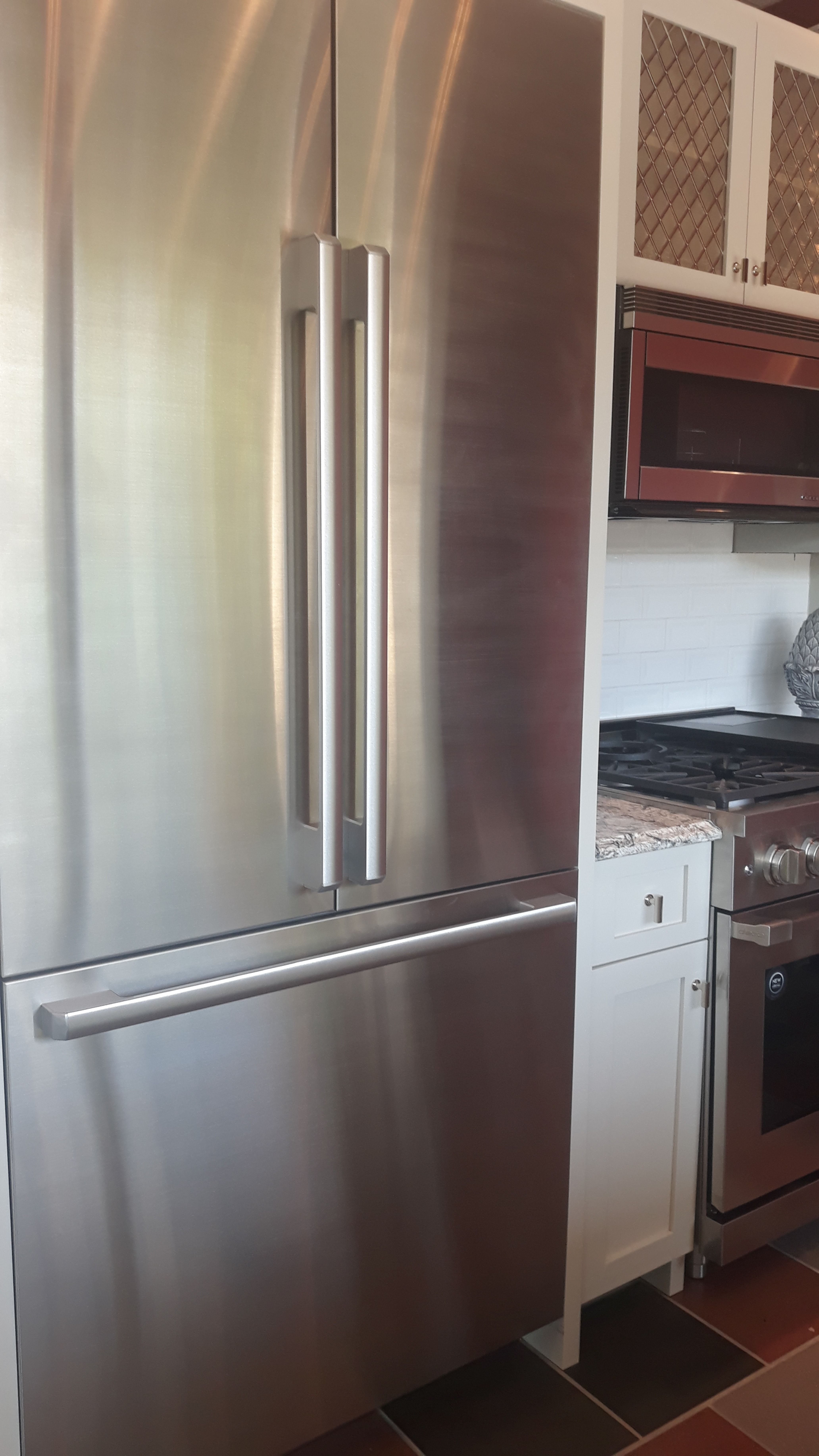 Fresh Is Best Dacor Modernist 36 Built In French Door Refrigerator Provides The Most Precise Temperature Cont French Doors French Door Refrigerator Modernist