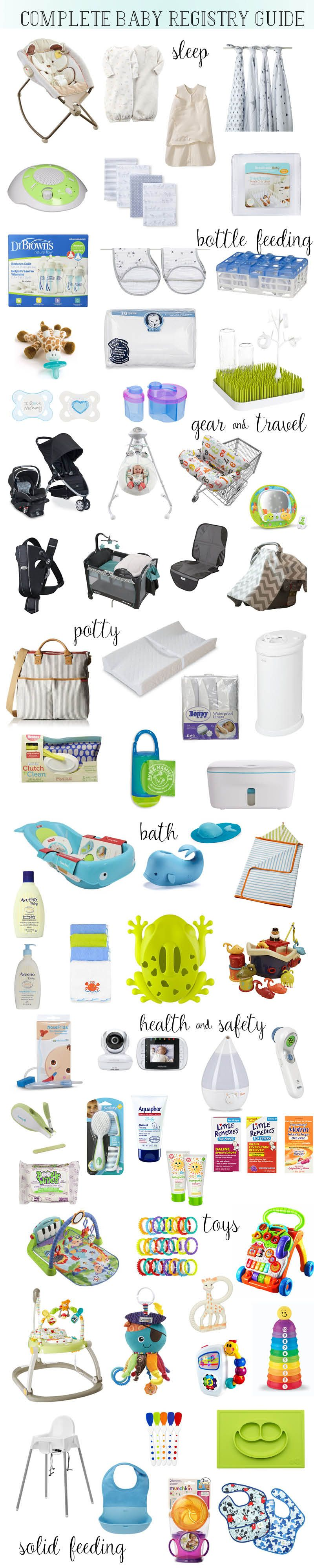 Baby Registry 101 The plete Baby Registry Guide Reviews and