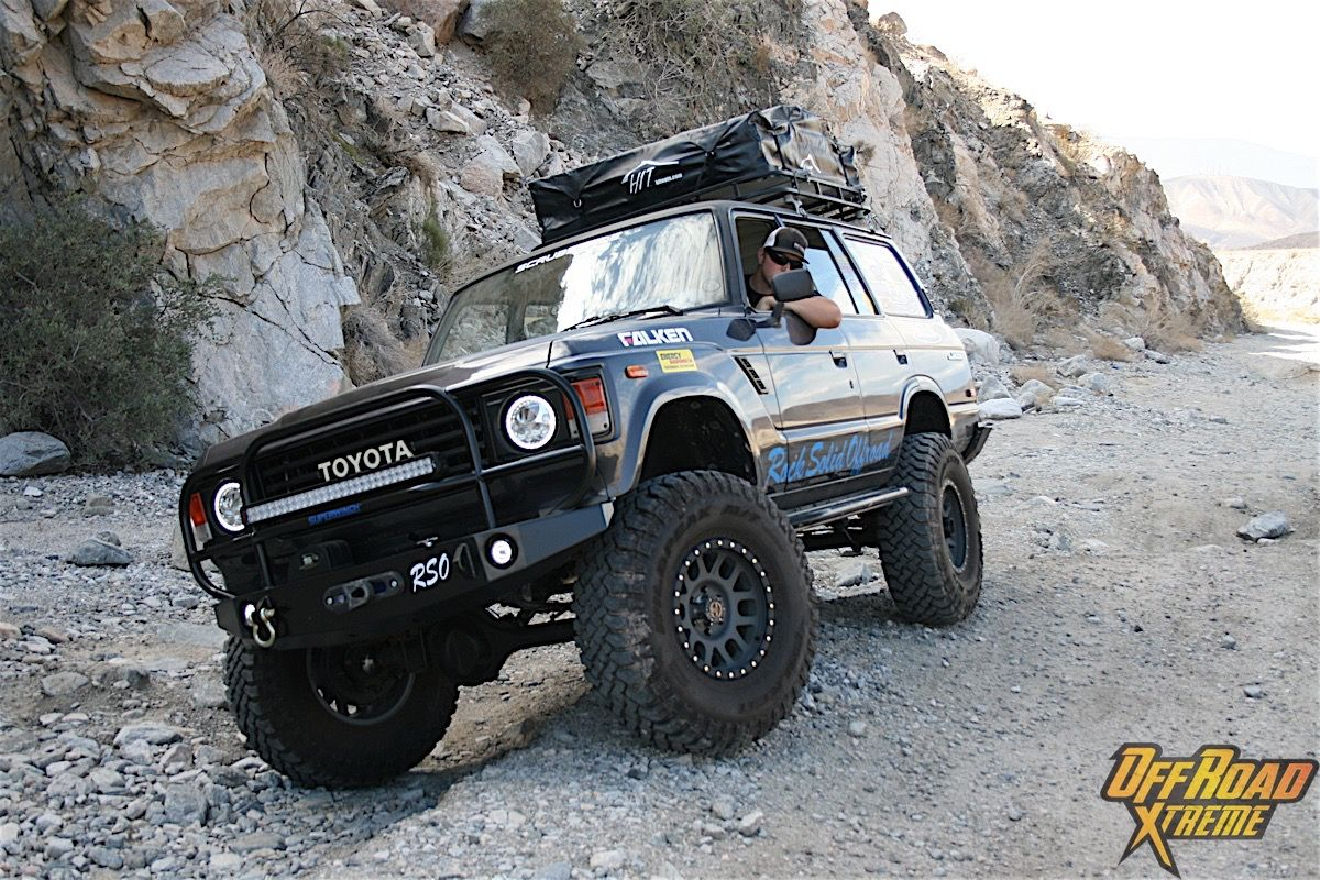 Sea To Sema Driving An Fj60 Land Cruiser From San Diego To Las