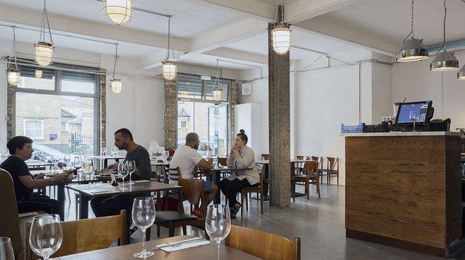 Jones Sons Oak Cladding London Restaurants Restaurant