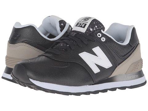 New Balance, Damen Laufschuhe, Schwarz (Black/grey), EU UK)