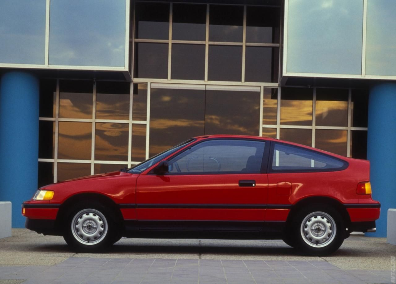 1988 Honda Civic CRX | Honda | Pinterest | Honda civic, Honda and Cars