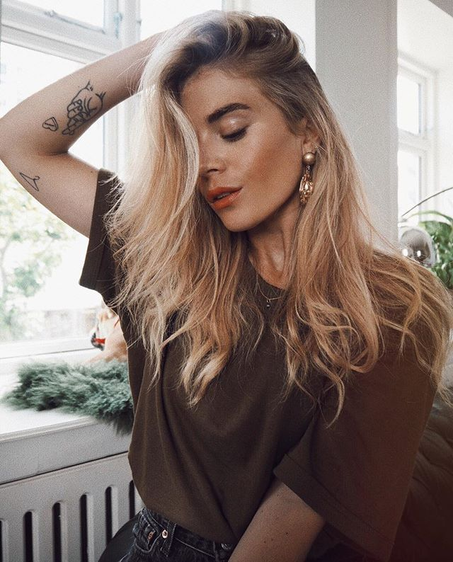 isabellath on Instagram   Cool hairstyles, Hair styles, Hair beauty