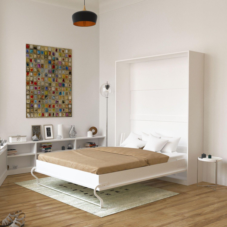 Bed Up vision lit escamotable lit bed petitsespaces nouveauté