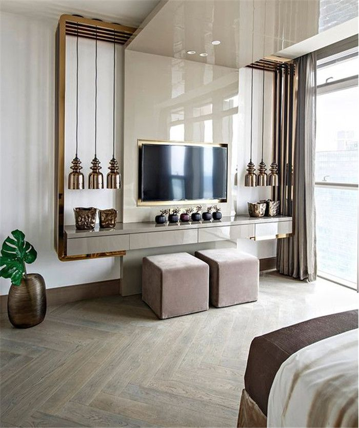 Pin de bananeh leong en bedroom inspiration Pinterest Mueble tv