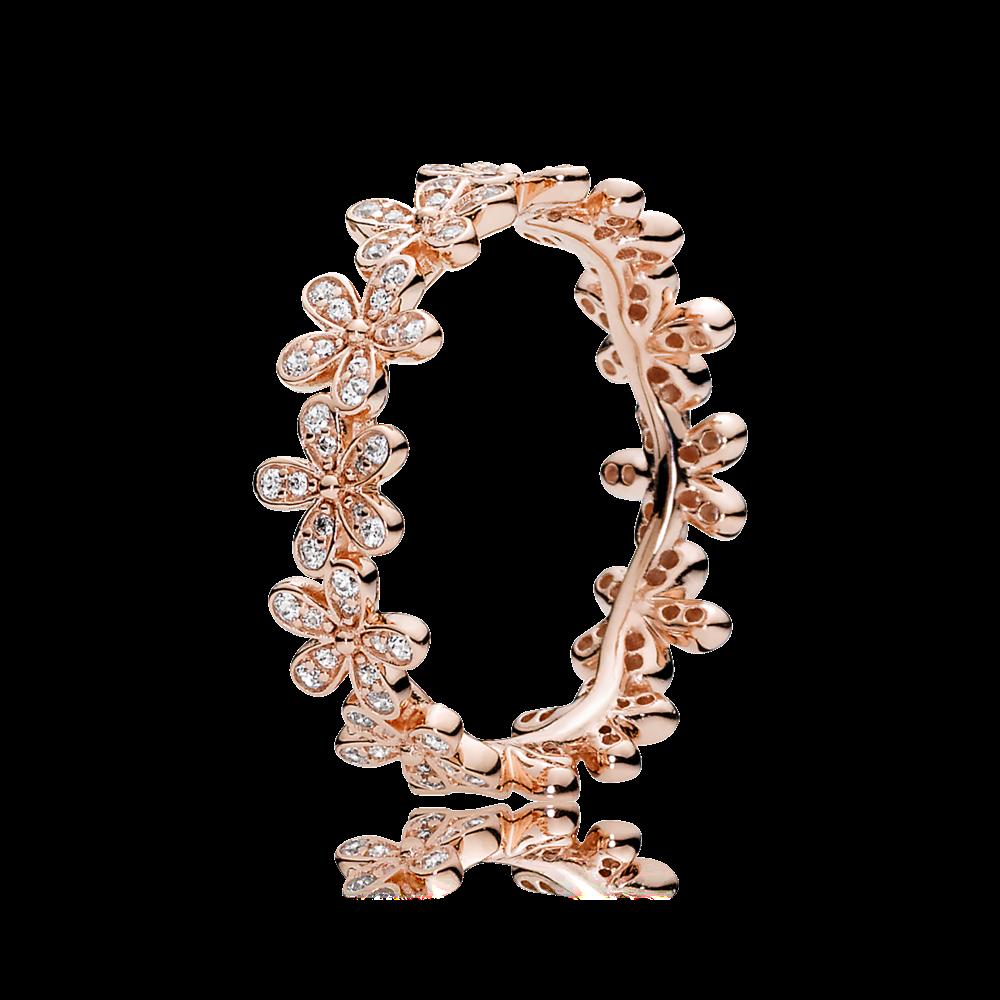 anello pandora brillantini