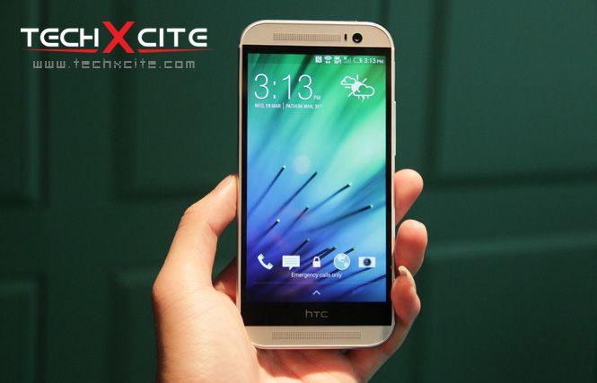 Preview : HTC One (M8) สุดยอดสมาร์ทโฟนที่พิถีพิถันในการออกแบบ  และใส่ใจทุกการใช้งานของคุณ !!  http://www.techxcite.com/topic/16743.html