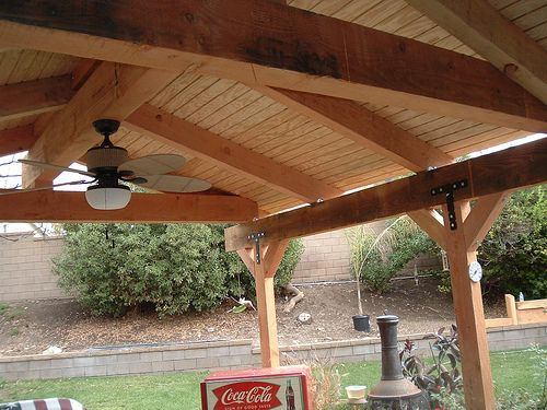 http://patioman.hubpages.com/hub/build-patio- - Build Patio Covers Mr. Murrell's To Do List Pinterest Patio