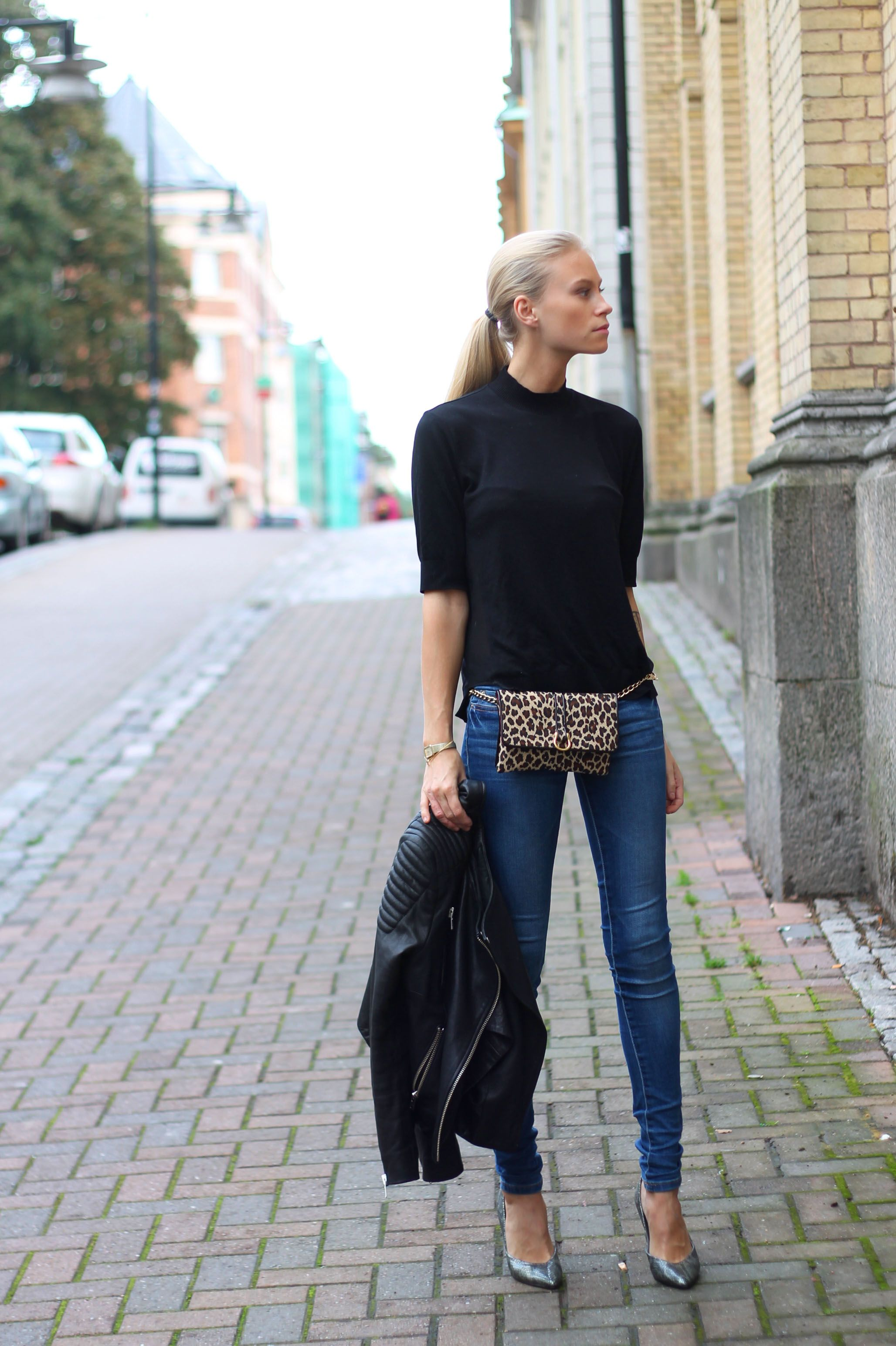 73ac7979ccc The FashionEaters + Hipsters for Sisters Leopard Belt Bag  beltbag   fannypack  waistbag