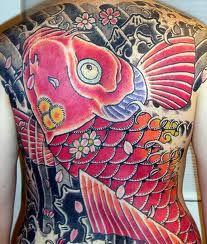 Are similar Naked fish tattoos