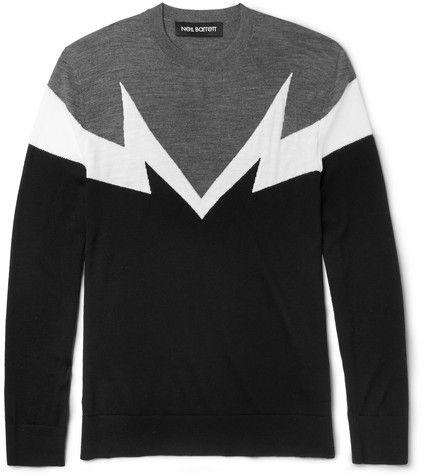bdac31fa7483c Wool Neil Intarsia Pinterest Sweater Barrett Lufian wrrqET