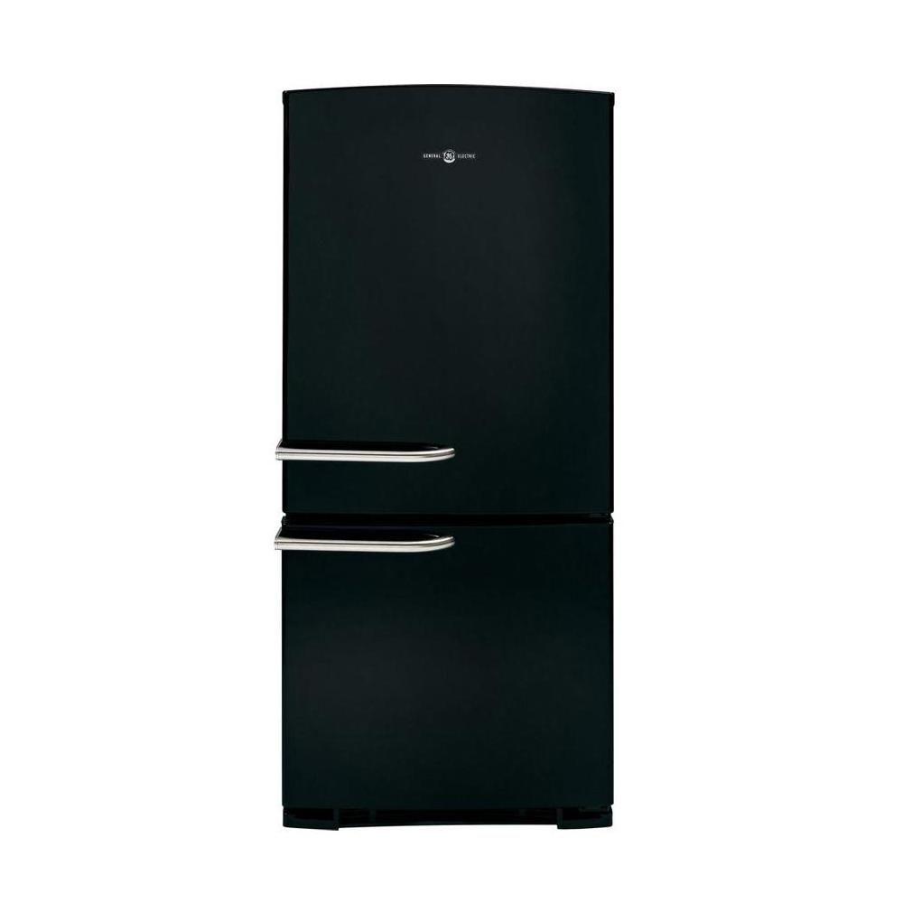Ge artistry 2975 in w 203 cu ft bottom freezer