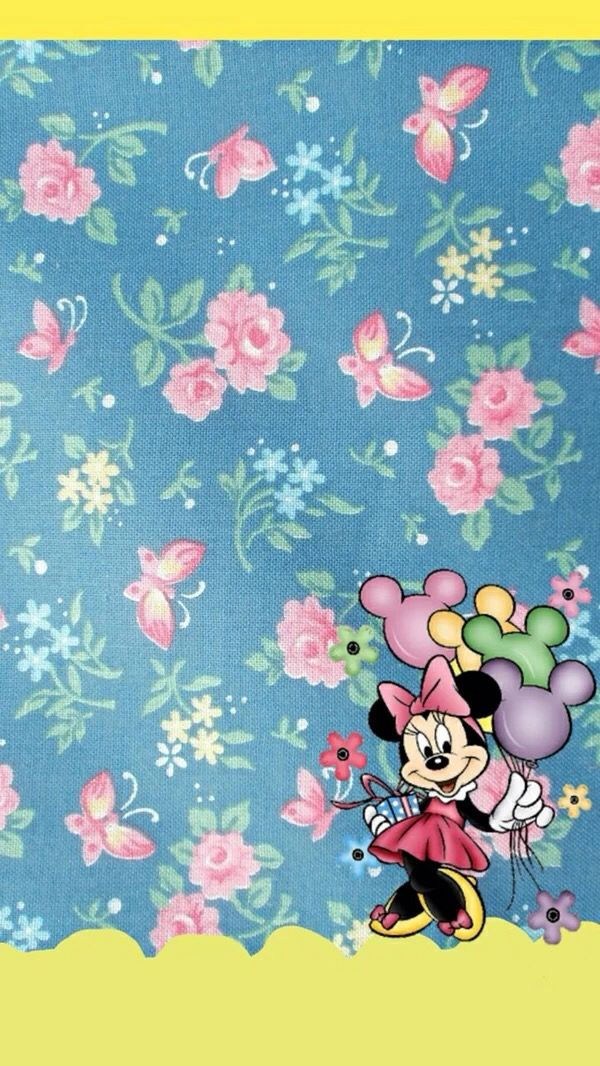 Pin By Jackie Lancaster On Minnie Mouse Mickey Mouse Wallpaper Hello Kitty Iphone Wallpaper Mickey Mouse And Friends