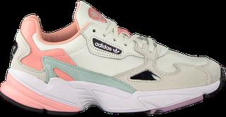 Beige Sneakers Falcon Wmn | Nike sneakers, Adidas, Sneaker