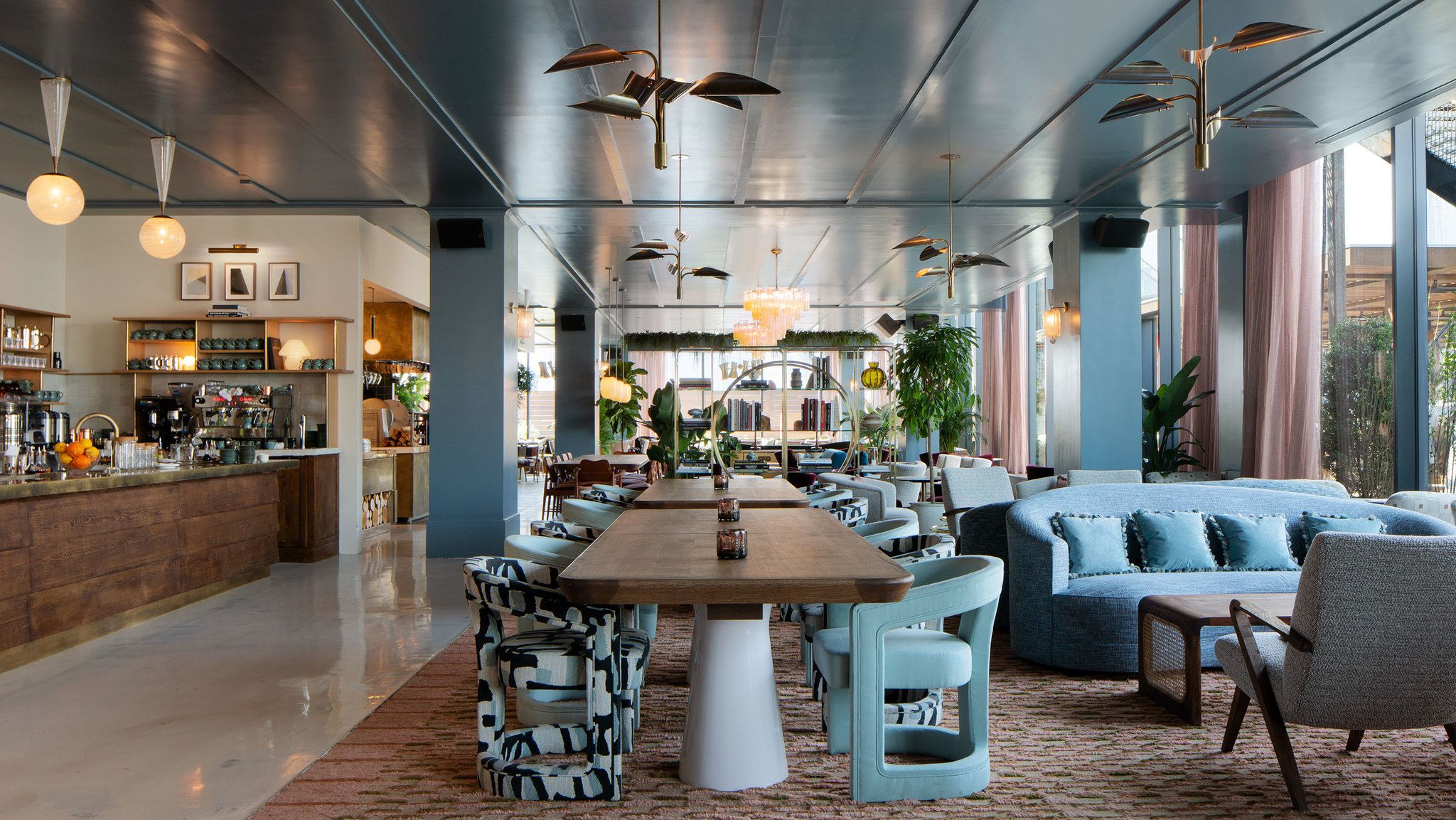 Soho House S Decor Collection Is Coming To The U S Soho House Luxe Furniture Decor Collection