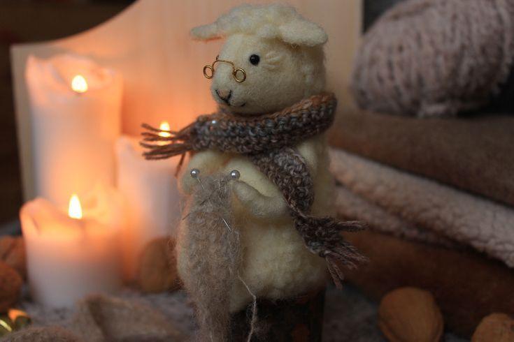 Photo of Nadel #gefilzt #Schaf #Oma #Strick # / #Korb #voll, #gefilzt #Korb #Nadel #Oma #Schaf # … ,…