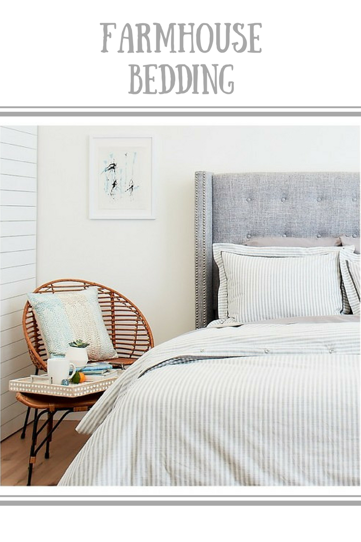 Piumoni Camera Da Letto this beautiful gray pinstripe bedding from target would be