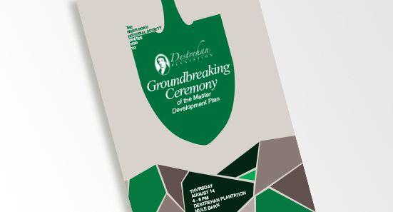 groundbreaking invitations - Google Search Groundbreaking Ceremony - groundbreaking ceremony invitation templates